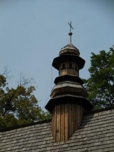 Wieżyczka na kalenicy