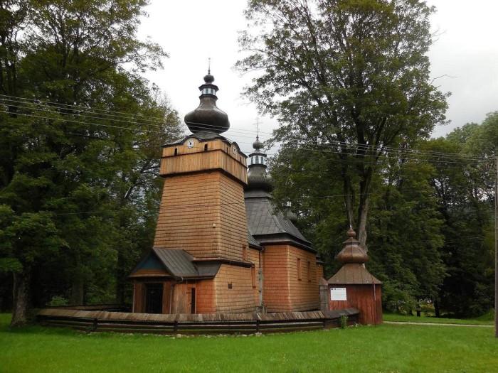cerkiew Hanczowa 1