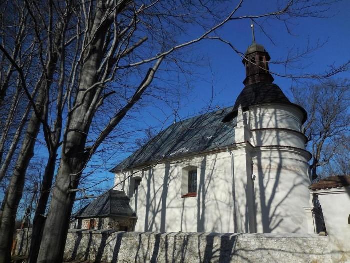 Kościół w Ojcowie - Grodzisku