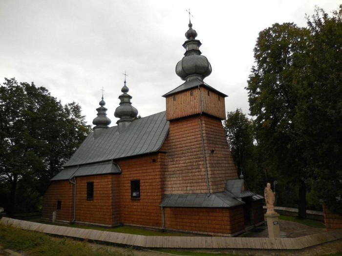 Cerkiew w Binczarowej