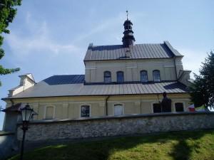 Kościół św. Jana Chrzciciela i św. Jana Ewangelisty w Pilicy