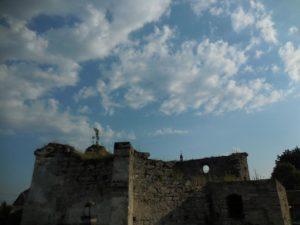 Ruiny kościoła i szpitala św. Ducha