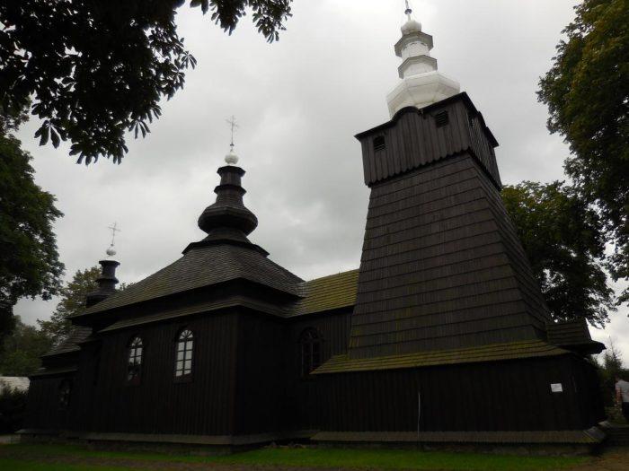 Cerkiew w Brunarach