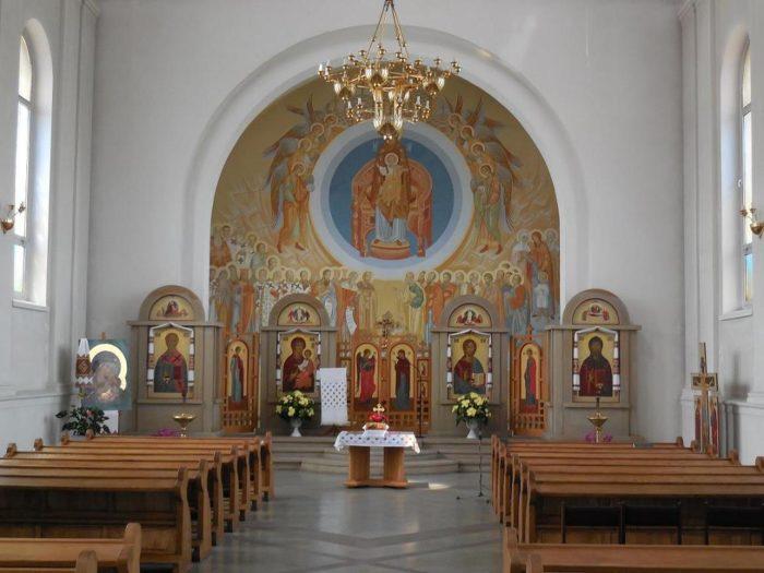 Cerkiew MB Bolesnej w Przemyślu