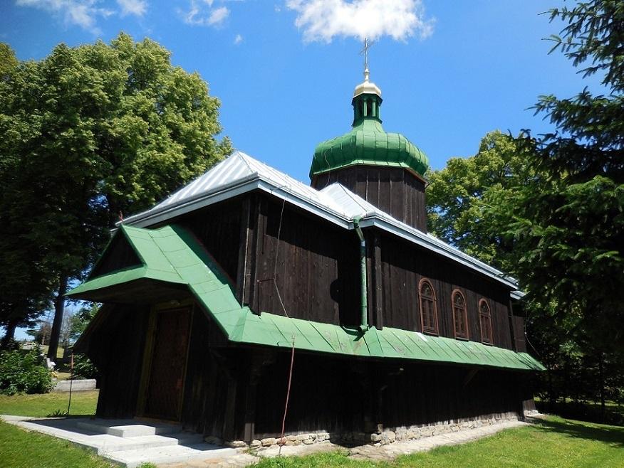 Cerkiew w Młodowicach